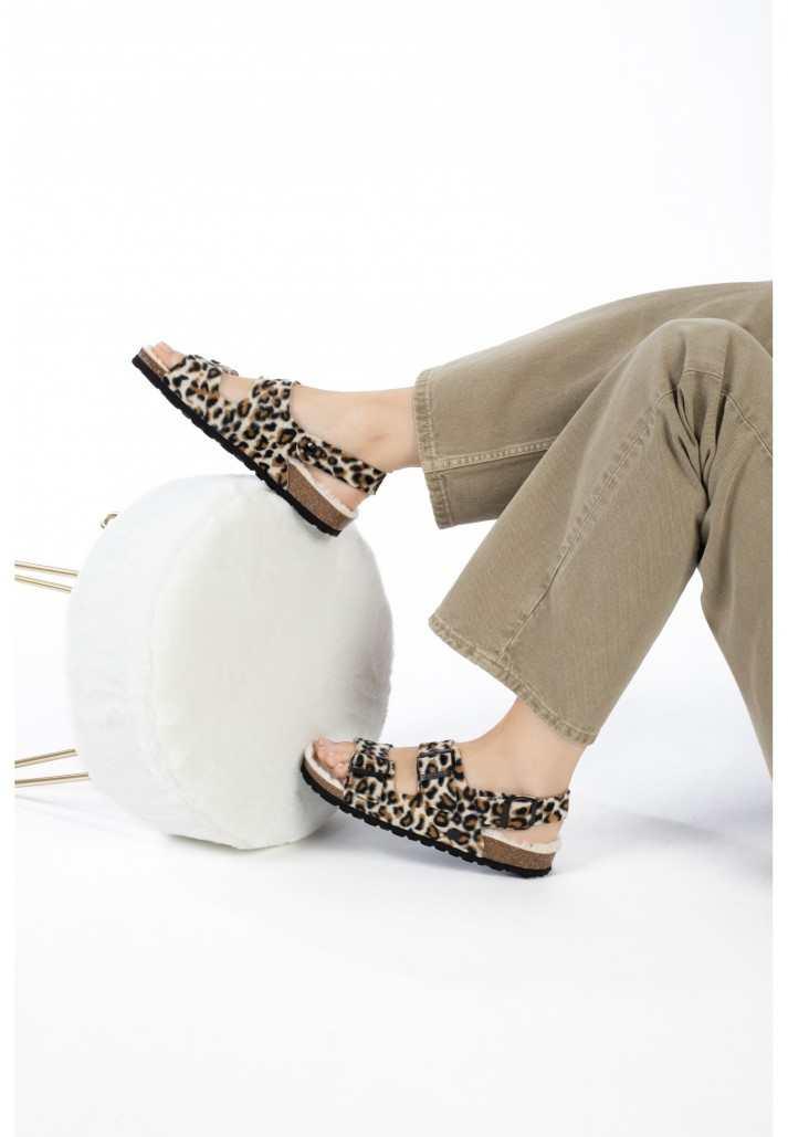 Sandales Achille Bayton Pour Femme