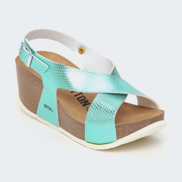 Sandale Rea  Aquamarine