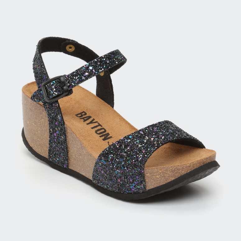 Sandale Maya Bleu