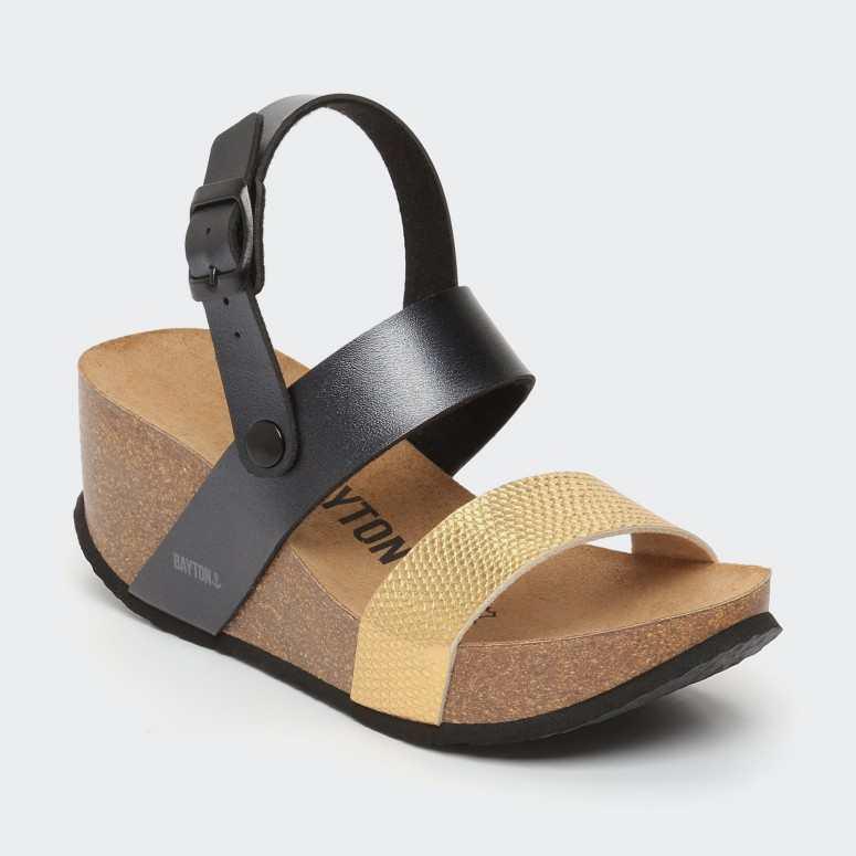 Sandale Selene Noir