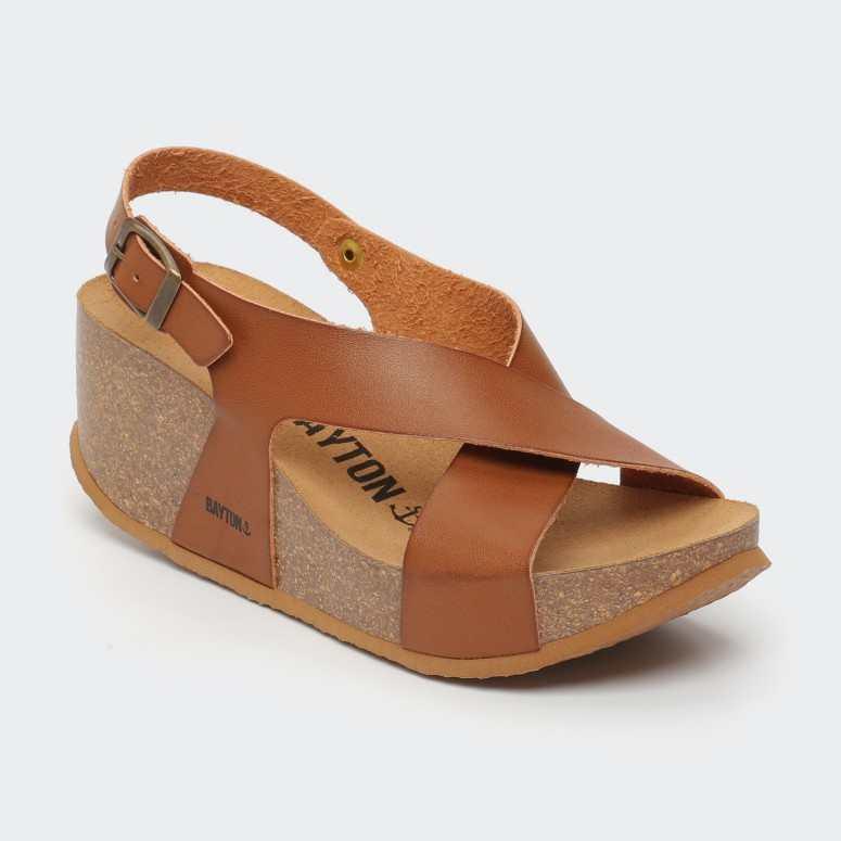 Sandale Rea Marron