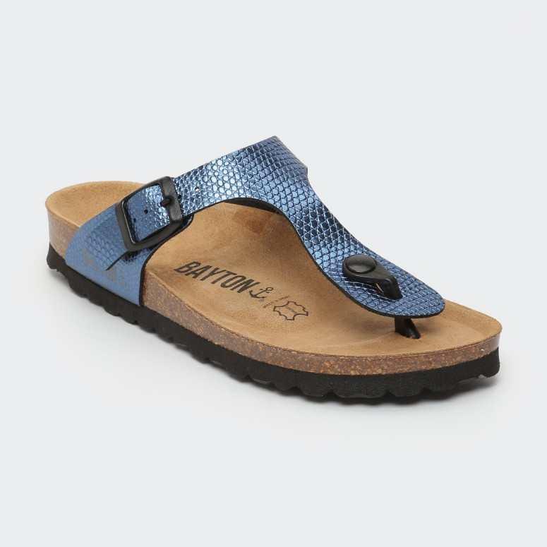 Tong Mercure Bleu