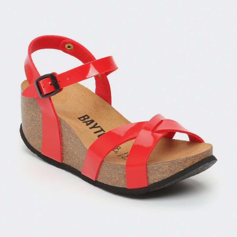 Sandale Venus Rouge