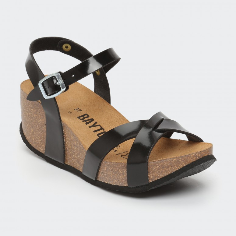 Sandale Venus Noir