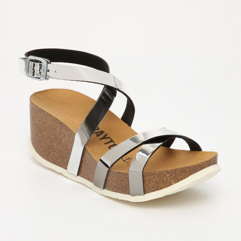 Sandale Asteria Argent
