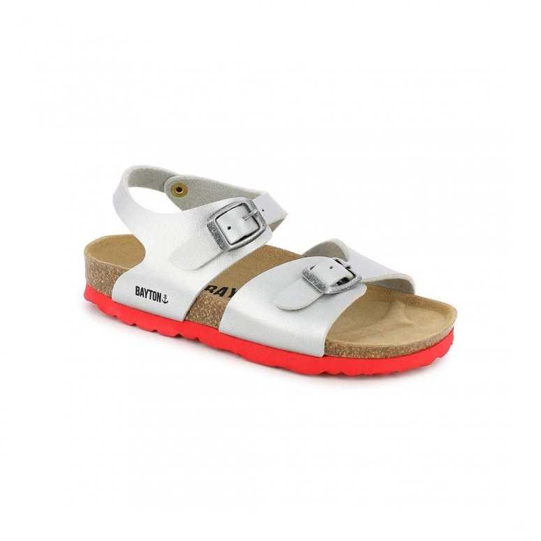 Sandale Pegase Argent