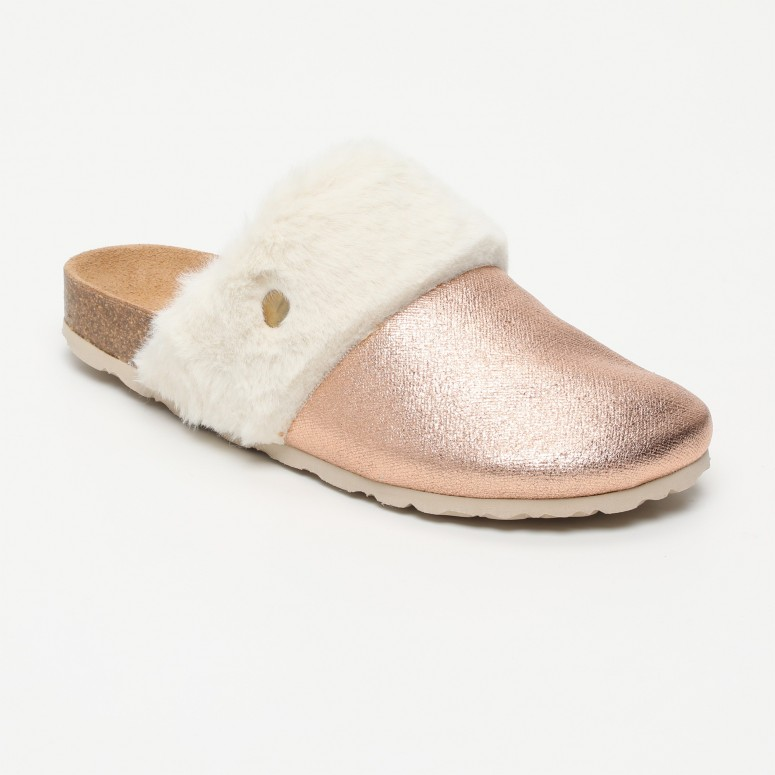 Chaussons Maik Nude