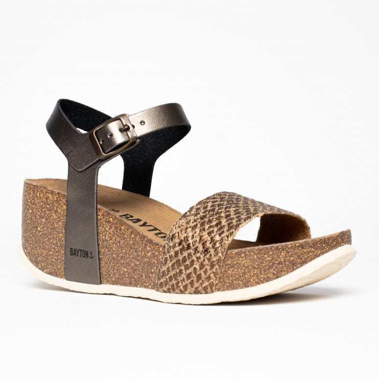 Sandales Compensée et...