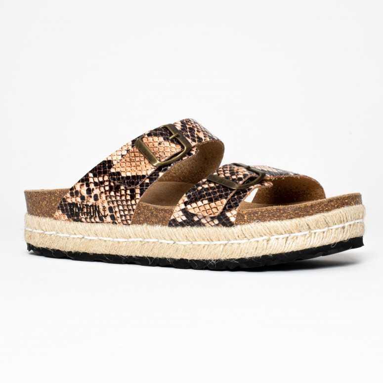 Sandales Plateforme Tika...