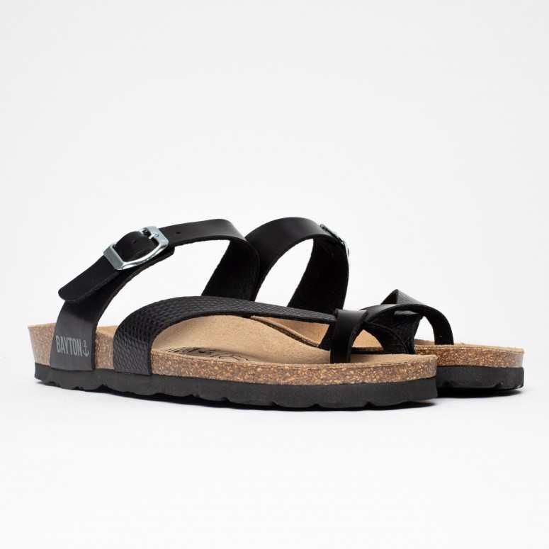 Sandales à Entre-Doigts...