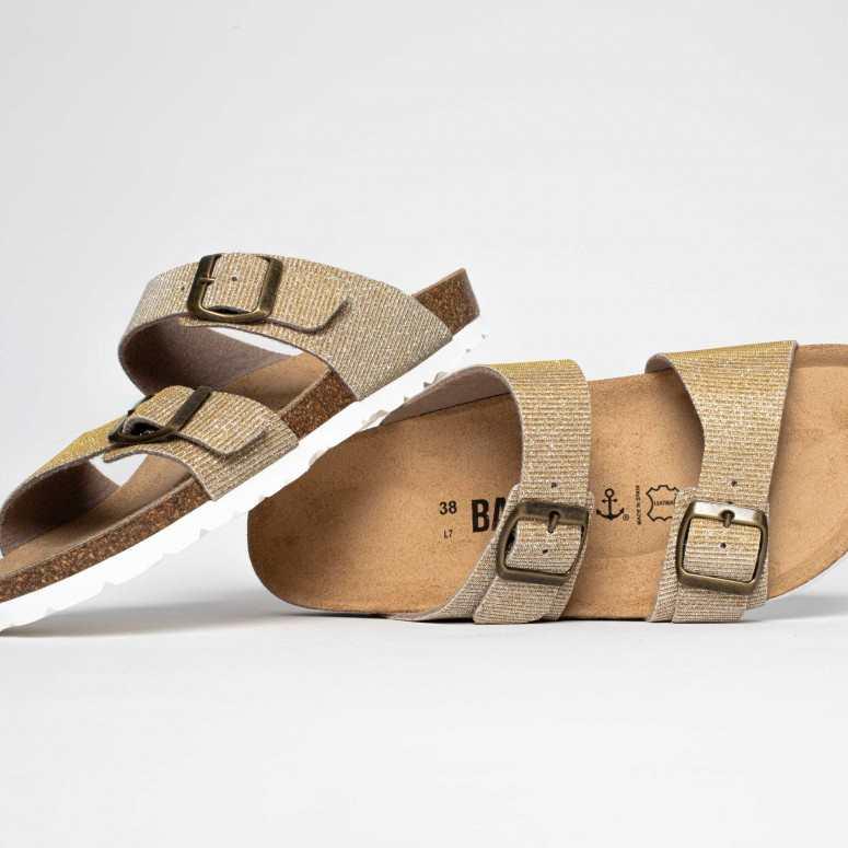 Sandales 2 Brides Tika Or