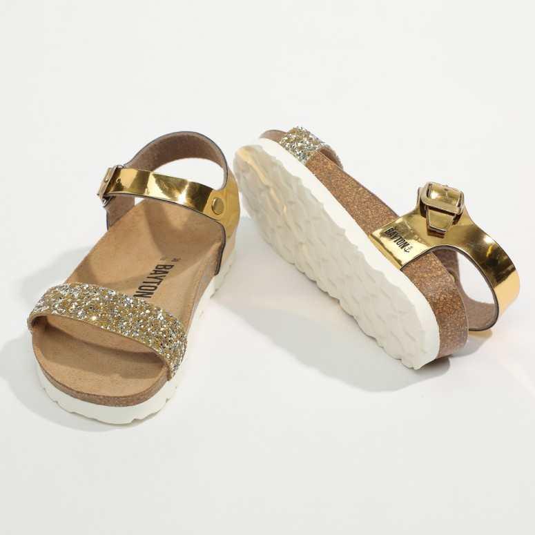Sandale Tyche Dorée