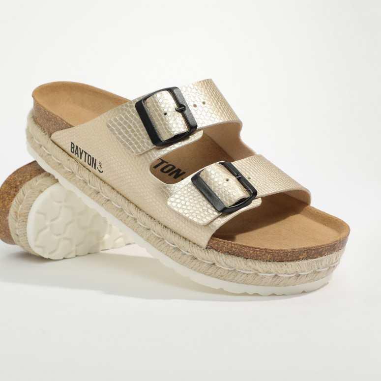 Sandale Alcee Beige