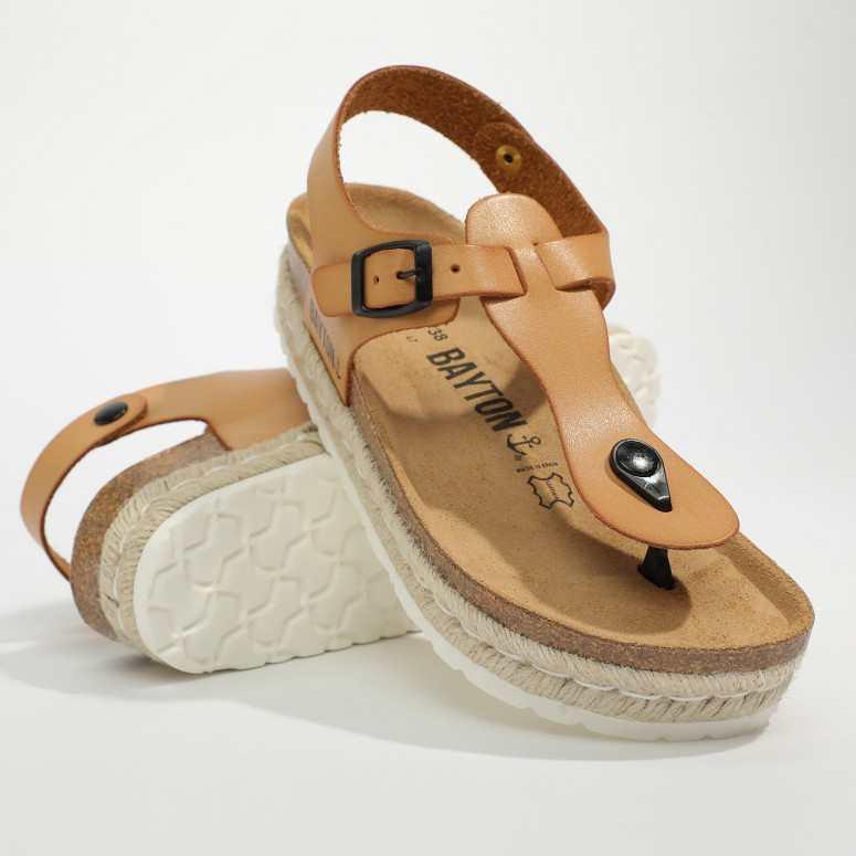 Sandale Celiane Camel