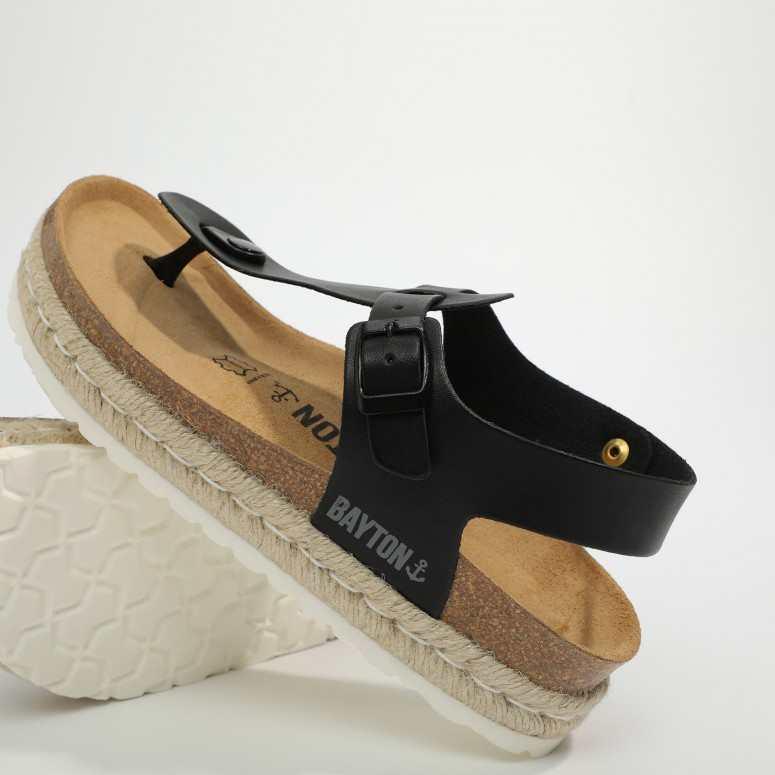 Sandale Celiane Noir