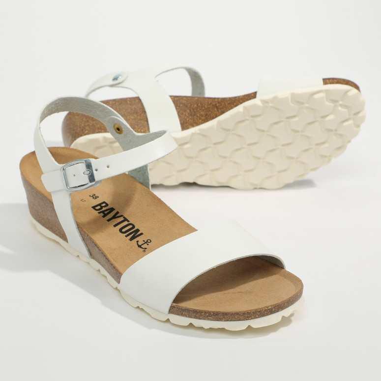 Sandale Wodonga Blanc